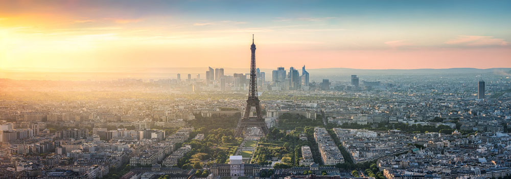 die stadt der liebe französisch