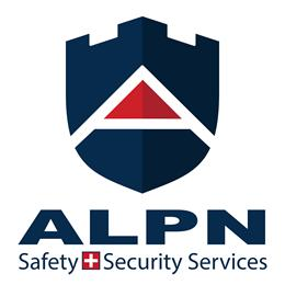 Logo ALPN Safety & Security Services GmbH