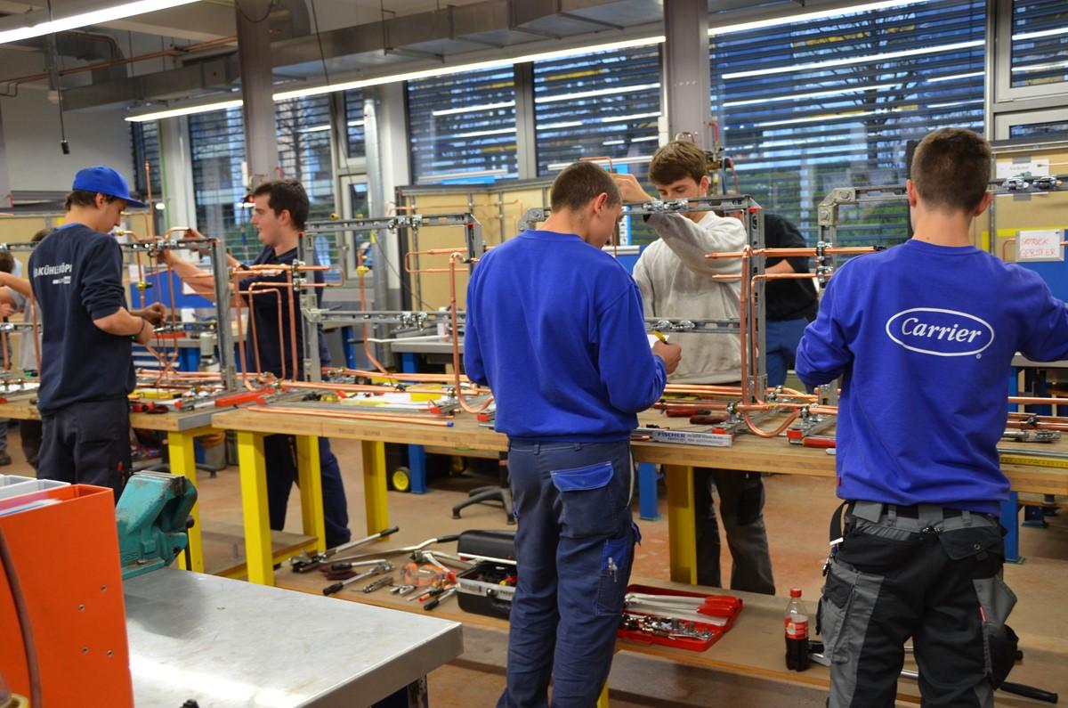 Ausbildung schweizerische technische for Ausbildung innenarchitektur schweiz