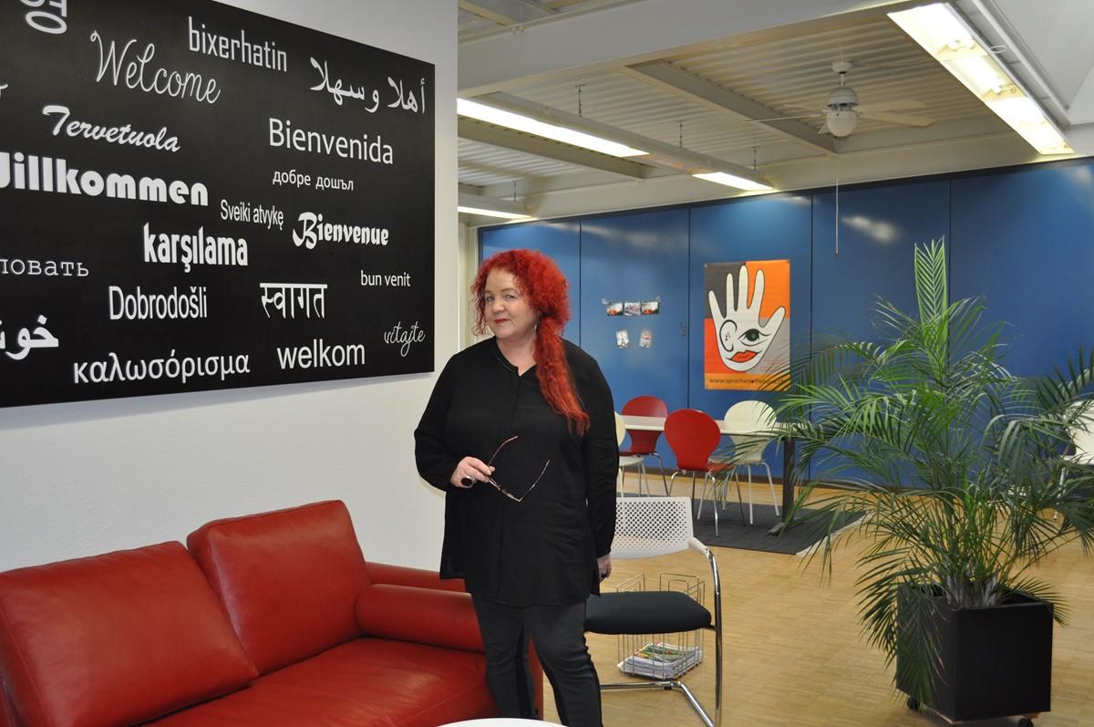 Ausbildung dmr sprachenoffensive gmbh for Weiterbildung innenarchitektur schweiz